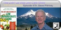 Great interview with Gary Taubes on low carbohydrate living
