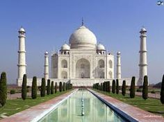 Taj Mahal,Índia de 1632