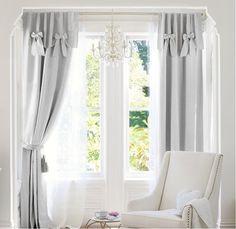 PB drapes for Aubree.