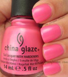 @China Glaze Hang Ten Toes