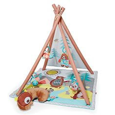 Skip Hop Camping Cubs Activity Gym, Multi Skip Hop