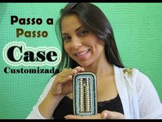 Passo a Passo #32 - Case customizada de celular - YouTube