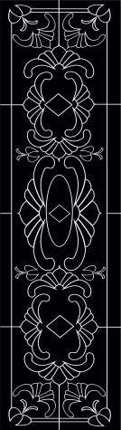 Очередная подборка трафаретов / Декор / Интересные идеи декора