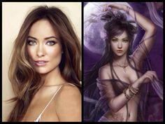 Harem Goddess, Lady Deb G ~ played by Olivia Wilde. Olivia Wilde, Richard Armitage, Sisters, Wonder Woman, Lady, Women, Women's, Wonder Women, Woman