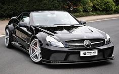 Mercedes-Benz SL Prior Design - I will have this some day!