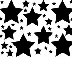 182 Star Stickers 22 Colour Choices CAR Home Wall Kids Craft Penpal S4 | eBay