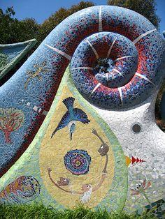Lovely piece of art #mosaic #art