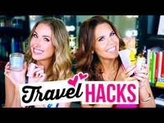 10 SUMMER HACKS, TIPS & ESSENTIALS FOR TRAVEL! ✈ - YouTube