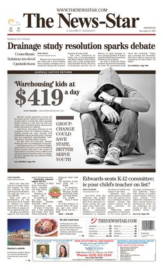 Today S Front Pages Newseum Child Teacher Newseum Today