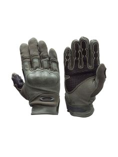 Oakley FR Fast Rope Glove. Foliage Green.