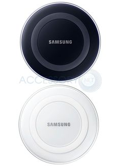 Genuine Samsung Wireless Qi Charging Pad for Samsung Galaxy S 6 Edge Black #Samsung