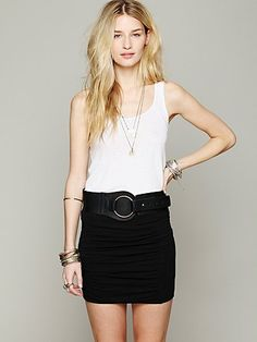 Free People Barclay Hip Belt