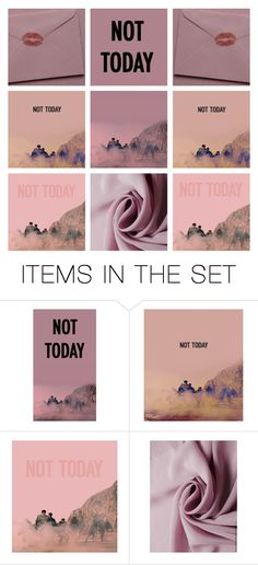 """""""BTS Not Today ~"""" by bulletproof-girl-scout ❤ liked on Polyvore featuring art and DEADESTER"""