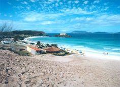 Duna Preta na Praia do Forte em Cabo Frio.