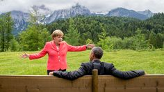 A look back at the ups and downs of the relationship between Barack Obama and Angela Merkel.