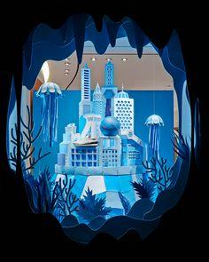 Atlantis on Behance