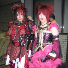 Gothic Sibling Fashion