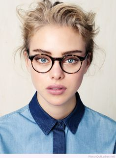 e4152216d4 Moños y recogidos retro para las gafas de estilo ojos de gato o mariposa,  cortes masculinos y rectos para las monturas grandes o un bob asimétrico  para las ...