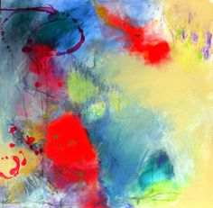 Original Abstract Art Expressionist by kerriblackmanfineart