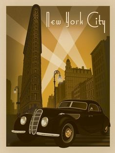 'I want to be a part of it: New York, New York.' Click to buy this iconic poster #coolguide