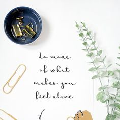 Do more what makes you feel alive free printable. Cute digital art download!