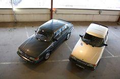 Saab 900 classic Turbo x2