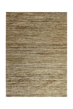 Cho Silk Jacquard Weave Rug - Gold/Wheat