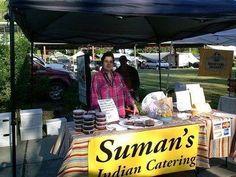 Durham Farmers Market | Suman's Indian Cuisine