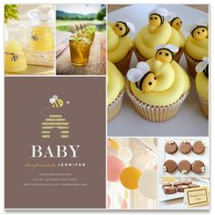 Mom to bee baby shower inspiration