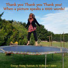 When a picture tells a 1000 words! #EnergyRisingRetreats #Retreats #Fun #Abundance https://www.facebook.com/EnergyRisingRetreatsAustralia
