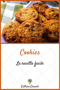 Desserts With Biscuits, Cookie Desserts, Easy Desserts, American Desserts, Biscotti Cookies, Kinds Of Cookies, Biscuit Cake, Crepe Recipes, Frappe