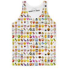 Every Emoji Tank