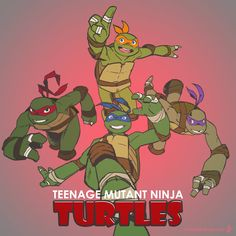 Worked on TMNT for a year now! It's such a great show to be a part of.