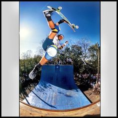 Found on instagram.com via Tumblr Chris Miller boosting a text book frontside boneless at a Skatepark of Houston event in 1988. Photo: Brittain @Al Flora #chrismiller #boneless #skateboarding #houstonskateboarding #gordonandsmith #theskateboardmag @theskateboardmag #grantbrittain