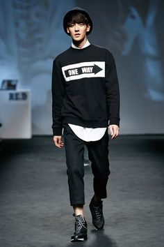RE.D Spring/Summer 2015 » Fucking Young!