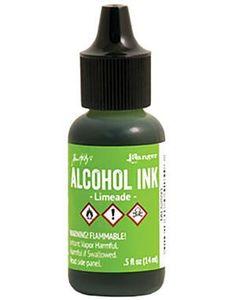 Ranger - Tim Holtz Alcohol Ink .5Oz - Limeade