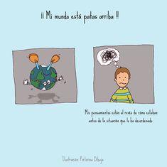 Dibujos para niños con T.E.A. y sus padres.: frases Hechas