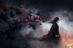 ArtStation - With the Crows, Chris Cold