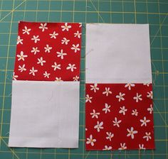 andie johnson sews: Disappearing 4-patch Tutorial