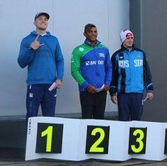 Blog Esportivo do Suíço: Isaquias Queiroz conquista uma prata e um bronze em Portugal