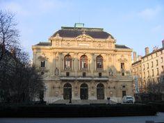 Théâtre des Célestins. 2007. Lyon. France. Photo personnelle. Marie-Lys.