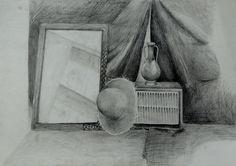 Still life Pencil 100x70.