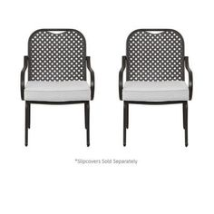 home depot stacking chair covers chiavari 13 best chairs images butterfly hampton bay fall river patio dining with cushion insert slipcovers sold separately