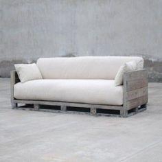 Sofá de pallete