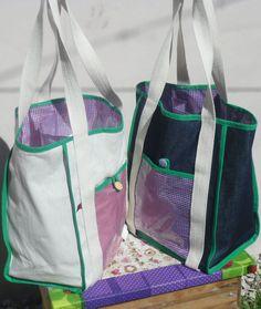 bolsos materos de tela - Buscar con Google