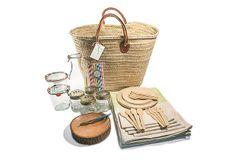 Picnic Basket Set for 4