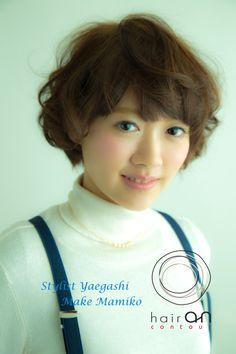 Hair Miyuki Make Mamiko