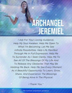 Spiritual Manifestation, Spiritual Prayers, Prayers For Healing, Spiritual Guidance, Angel Healing, Prayer Book, God Prayer, Archangel Prayers, Archangel Uriel