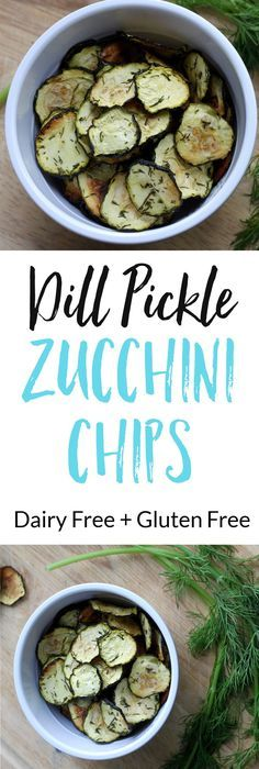 Try these easy and healthy Dill Pickle Zucchini Chips at your next party, or for your afternoon snack. via @euphorianutr Veggie Recipes, Diet Recipes, Vegetarian Recipes, Snack Recipes, Cooking Recipes, Healthy Recipes, Recipes Dinner, Tapas Recipes, Snacks Ideas