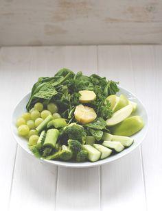 Was man mit einem Entsafter alles anstellen kann. Teil 2: Drink your greens! Grüne Säfte